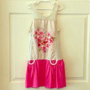 Kensie T Shirt Dress size 12